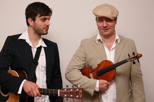 James Hickman & Dan Cassidy