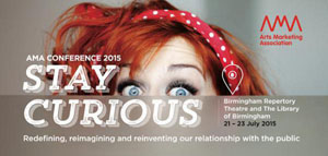AMA Stay Curious 2015 Conference